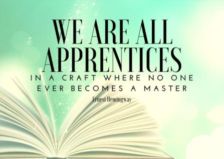 We are allapprentices