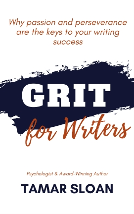 Grit for Writers Cover